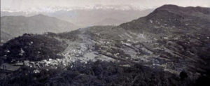 View - old Kalimpong
